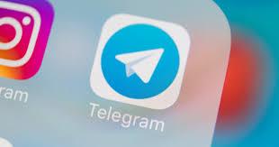 بک آپ ازتلگرام